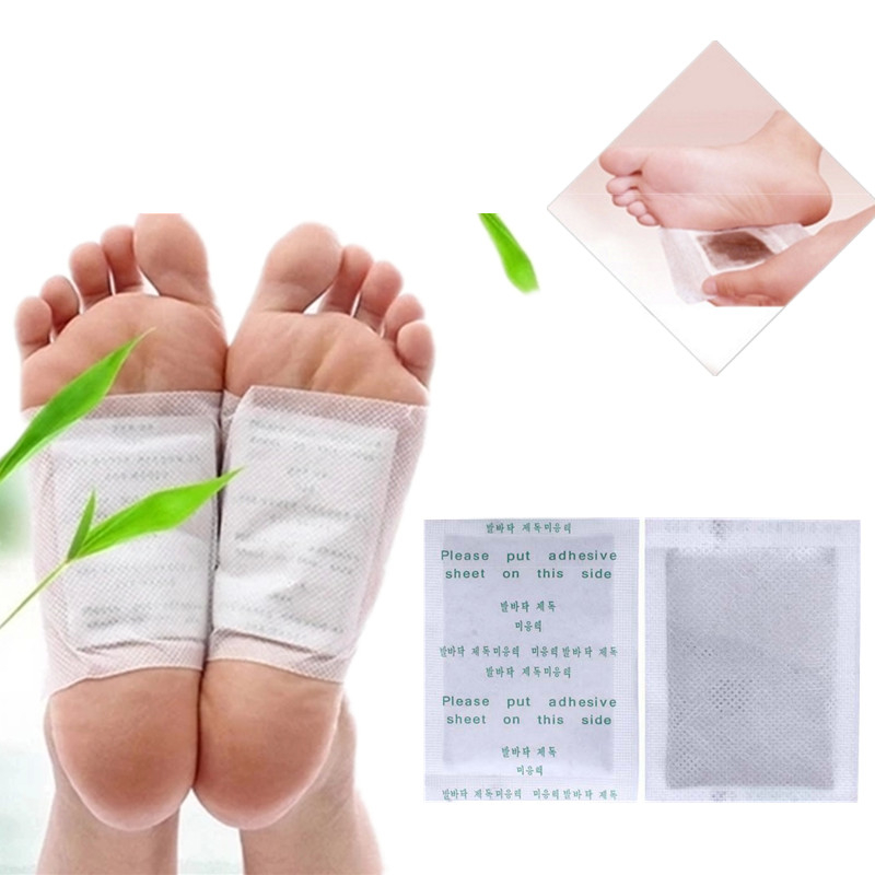 Detox foot strips