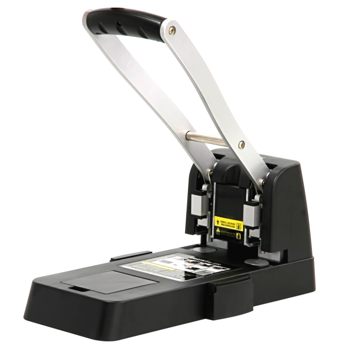 DELI  Heavy Duty Punchers Two-hole Loose-leaf Hole Punch Office Puncher File Paper Hole Punch 150 Sheets Punch Manual Punchers