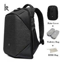 Купить с кэшбэком KINGSONS Anti-theft Waterproof 15.6 Inch Laptop Backpack New Design for Men and Women Computer Bag Travel Business Hot Selling