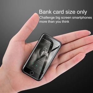 Image 4 - S9 Fingerprint Verbesserte Ultra Dünne Mini Student Smartphone Game Store Android 7.0 Quad Core Smartphone