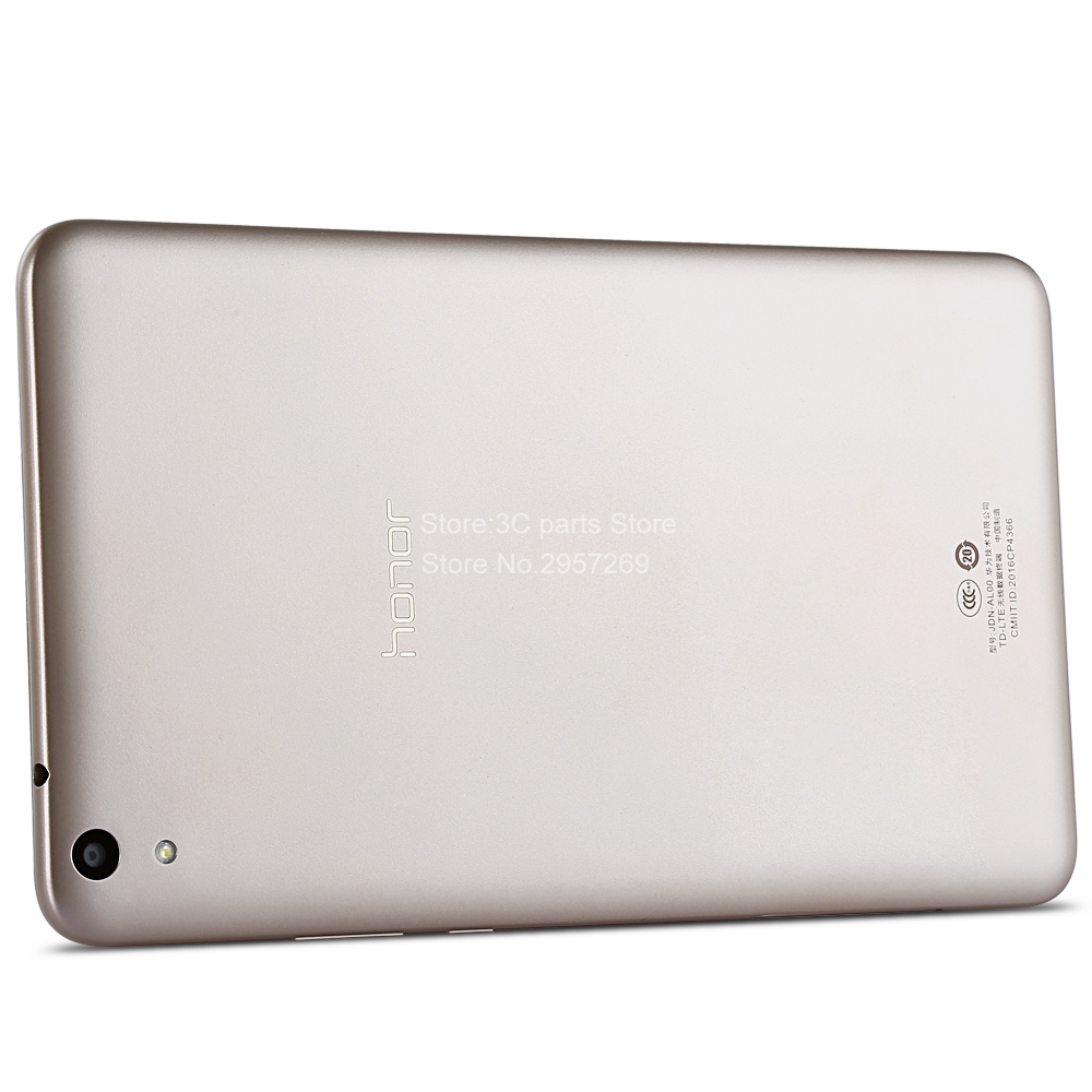 Huawei honor tablet 2 LTE 3g Ram 32G Rom 8 дюймов Qualcomm Snapdragon 616 Andriod 6 8.0MP 4800mah ips 1920*1200 планшетный ПК JDN AL00 - 5