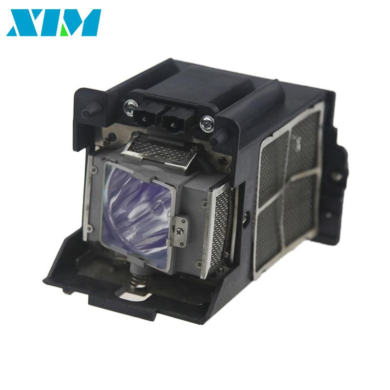 Compatible R9832752 Projector Bare Lamp with housing for Projector BARCO RLM W8 180Days Warranty free shipping compatible projector lamp with housing r9832752 for barco rlm w8