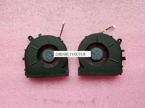 New for LENOVO Logine Y720 Y720-15IKB CPU FANS L+R