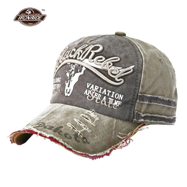 Punk Baseball Caps Motorbike Dad Hat Embroidery Washed Snapback Hat  Motorcycle Helmet Caps Moto Biker Riding Caps Unisex 9263ffb43f8