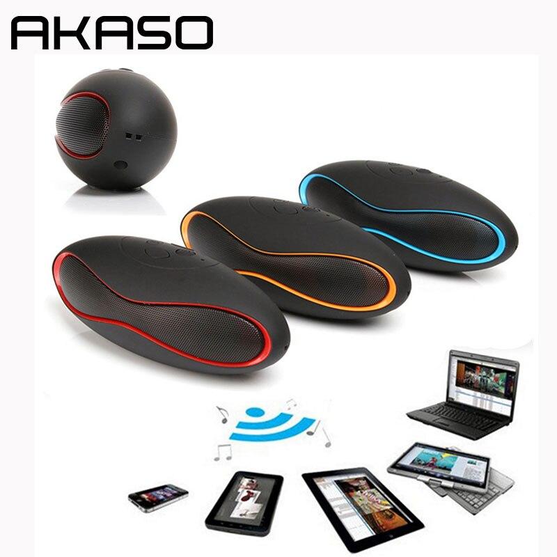 Hot Mult-function Mini Football Portable Speaker Wireless Bluetooth Speaker Mic Super FM Support for iPhone for Samsung