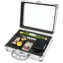 Multi functional 80pcs 12W Mini Electric Rotary Drill Grinder Polish Sanding Tool Set Kit Dremel Bit
