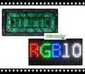 SMD3535 Full Color display LED Módulo P10 ao ar livre (320*160mm) 32*16 pixels RGB 3in1 cor cheia ao ar livre