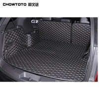Alfombrillas especiales personalizadas CHOWTOTO para el maletero para Ford Explorer 5 asientos esteras resistentes al agua para el explorador