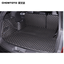 Special trunk mats for Ford Explorer 5seats 2014 durable waterproof mats for Explorer 2013-2008,Free shipping for ford explorer 2013 2014 2015 car floor mats foot mat step mats high quality brand new waterproof convenient clean mats