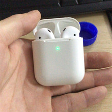 Support Qi Wireless Charging Air 2 pods TWS Bluetooth Headph