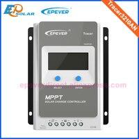 Контроллер MPPT для системы солнечных батарей 12 В 390 Вт 24 В 780 Вт использование системы EPSolar регулятор 30A Tracer3210AN 12 В 24 В авто работа