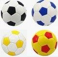 Classic mini balón de fútbol tamaño 2 niños de kindergarten para niños toys deporte al aire libre de fútbol