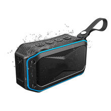 Outdoor Wireless Speakers Bluetooth Subwoofer Portable Rugged Case Ipx7 Waterproof Bicycle Cycling Speaker Enhanced Bass Sound