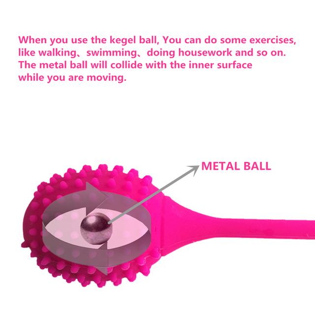 SMART GEISHA KEGEL BALL EXERCISE