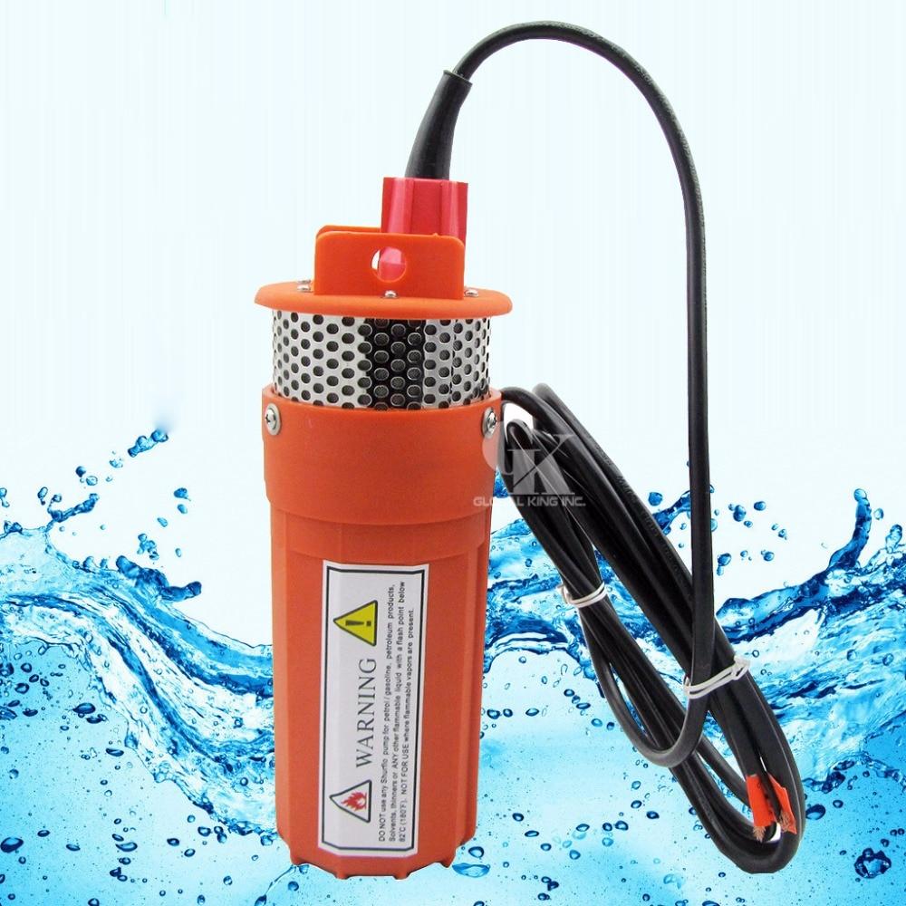 24v Submersible Deep Well Water Dc Pump Alternative