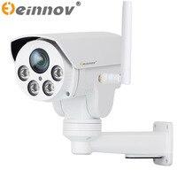 EINNOV 1080P PTZ IP Wifi Wireless CCTV Security Surveillance Camera Outdoor Onvif P2P SONY IMX322 Night