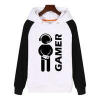 Video Game Gaming Gamer Hoodies fashion men women Sweatshirts winter Streetwear Hip hop Hoody Clothes GA047
