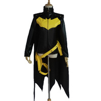 Black Batman Costume Adult Women Halloween Costumes With Gloves For Women Sexy Batgirl Superhero Cosplay Custom