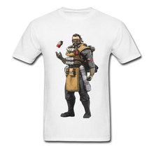 Apex Legends Caustic T Shirt Nox Gas Trap Ostern Day Pure Cotton Crew Neck Men Tops Shirt T Shirt Funny Game Print Tshirt Mens shirt gas shirt