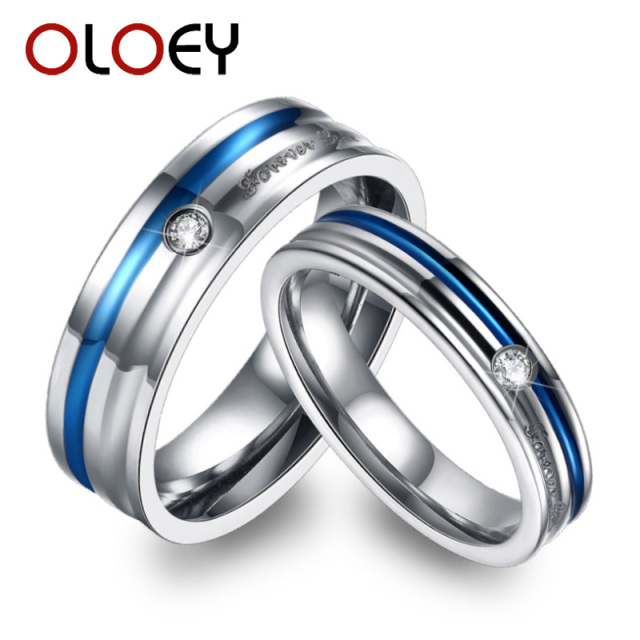 mens bands steel tungsten quality stainless wedding rings fashion