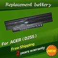 JIGU 5200 мАч аккумулятор для Acer Aspire One 522 D255 722 AOD255 AOD260 D260 D255E D257 D270 AL10A31 AL10B31 AL10G31