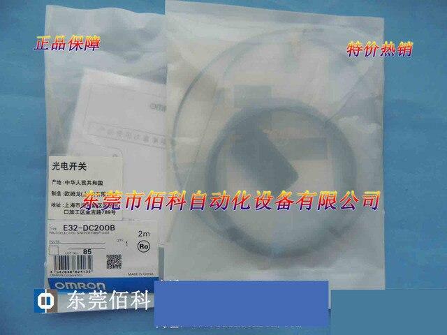Special offer new original Omron fiber E32-DC200B