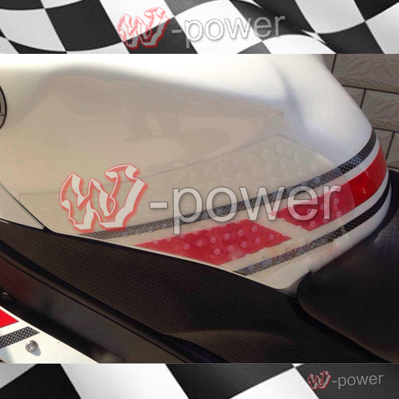 fite For YAMAHA YZF R1 YZF R1 2007 2008 Motorcycle Tank Traction Pad ...