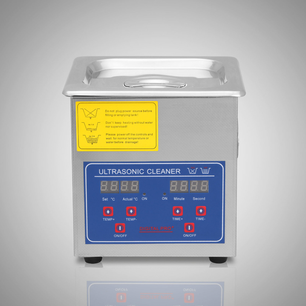 22 L Liters 1080W  JPS-80A Professional Stainless Steel  Digital Ultrasonic Cleaner Heater Timer