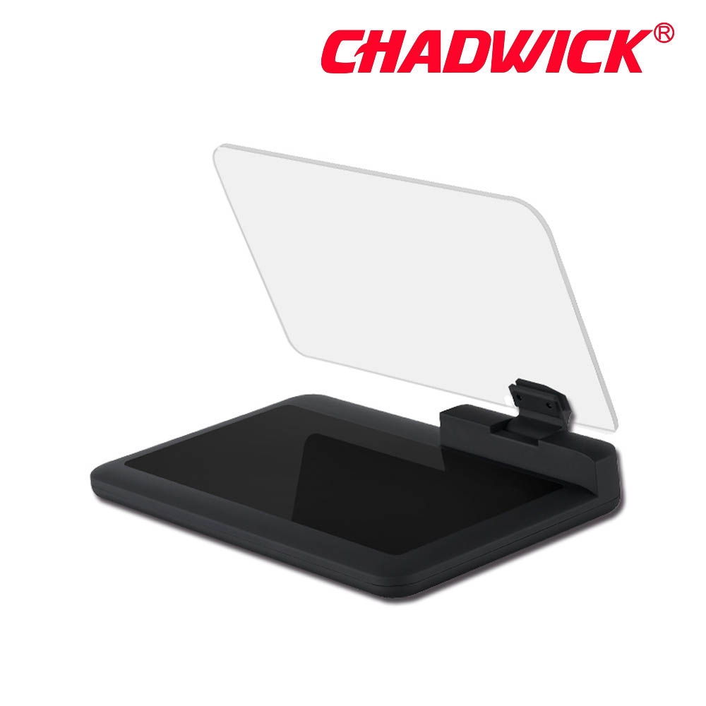 Image 4 - Car Windscreen Projector Hud Head Up Display Universal Mobile Phone Holder Speedometer Projector Stand Navigation CHADWICK H6-in Head-up Display from Automobiles & Motorcycles