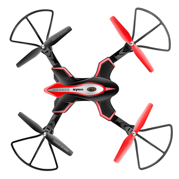 SYMA Official X56W RC Drone Folding Quadrocopter With Wifi Camera Real-time Sharing Flashing Light RC Helicopter Drones Aircraft 1