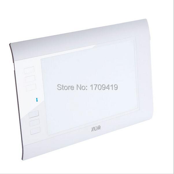 Offre spéciale nouvelle tablette de dessin graphique de tablette graphique de tablette de dessin de gafairy 860 T 8 ''avec la carte de 64 GB TF avec le stylo numérique - 3