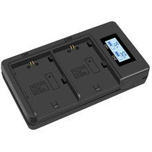 LP E6 LPE6 LP-E6 E6N Battery Charger LCD Dual Charger For Canon EOS 5DS R 5D Mark II 5D Mark III 6D 7D 80D EOS 5DS R Camera