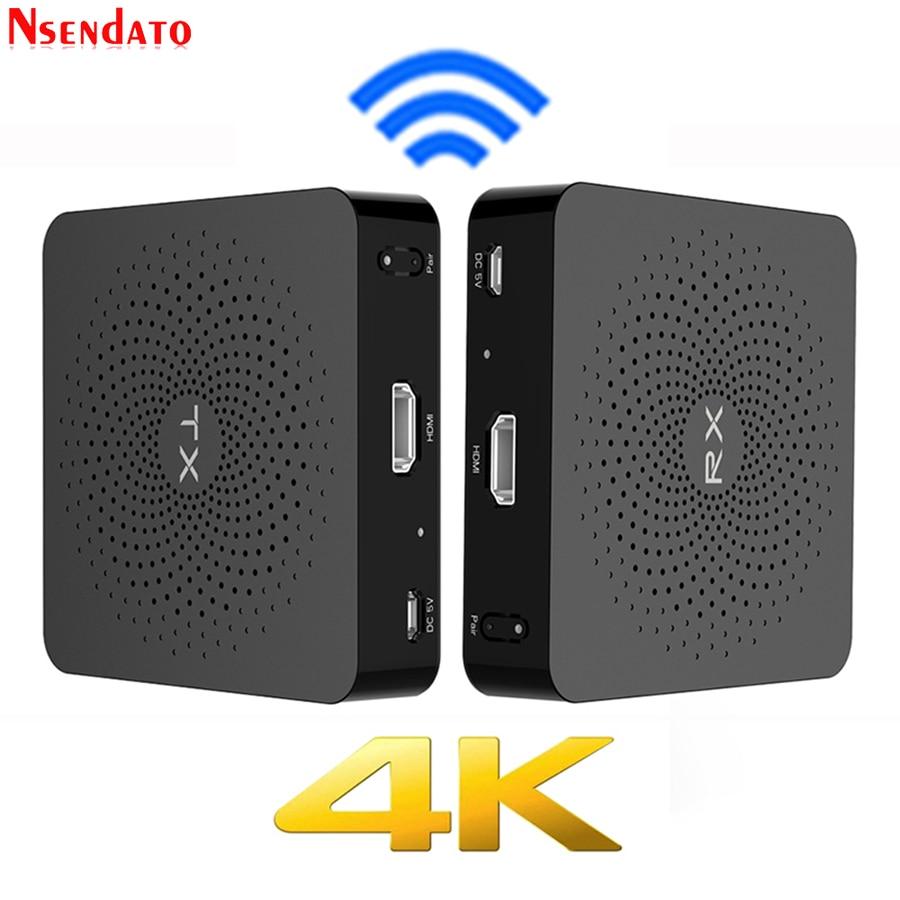 Measy W2H 4K 30M HDMI Wireless AV Video Audio Transmitter Sender Receiver Radio TV Broadcast Adapter For PC TV Box DVD DVR IPTV цена и фото