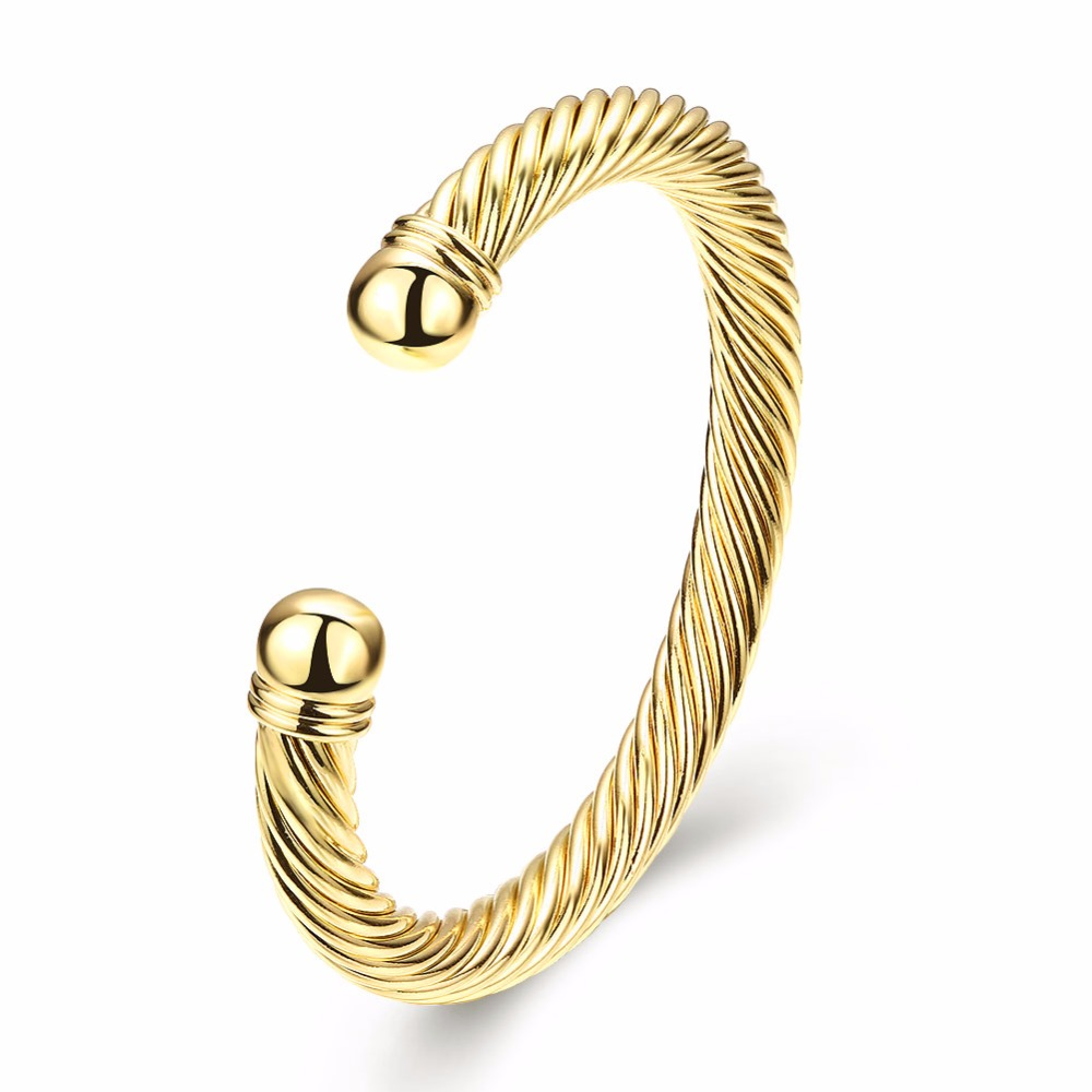 twist and gold twisted ball cuff unique sterling silver solid jewelry royal com dp bangles bracelet amazon