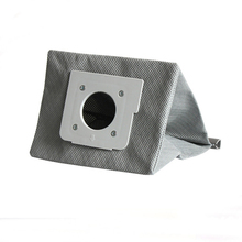 1 pack New washable vacuum cleaner bags hepa filter dust bag cleaner bags For LG V-743RH V-2800RH V-943HAR V-2800RH V-2810