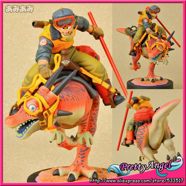 PrettyAngel - Genuine Megahouse DESKTOP REAL McCOY Dragon Ball Z Son Goku 01 PVC Complete Figure 1