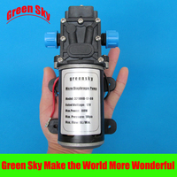 145PSI 6L/Min DC 80W 12v water self-priming pump