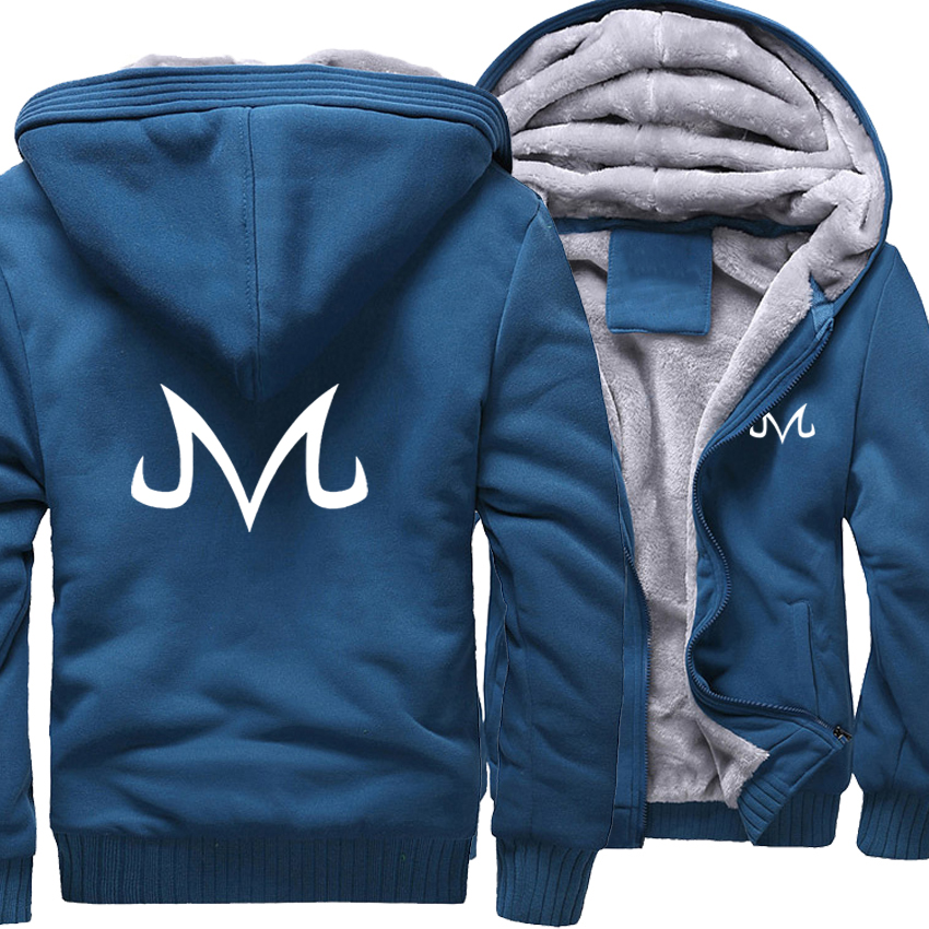 2019 New Arrival Sweatshirts For Men Anime Dragon Ball Z Fashion Hoodies Male Hip Hop Streetwear Men's Hoodie Sweatshirt Jackets