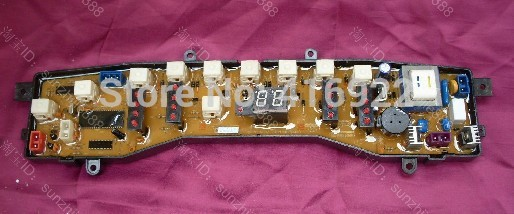 Free shipping 100% tested for  for rongshida washing machine board XQB55-979G XQB56-9906G circuit board on sale free shipping 100%tested for rongshida washing machine computer board motherboard xqb4228g control board fully automatic on sale