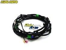 FOR VW Tiguan Jetta Golf MK6 Passat B7 RNS510 Digital TV module Install Wire/cable/Harness