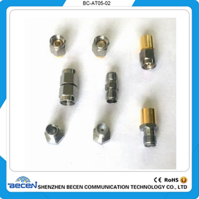 High quality RF Coax dedicated test SMA type,include short type,load type,open type,thru,DC-6Ghz,50 ohm цена 2017