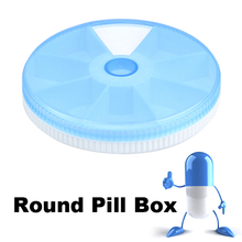 7 Day Weekly Medicine Organizer Pill Box Deft Case