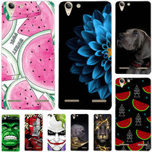 Coque Case For Lenovo Vibe K5 / K5 Plus Lemon 3 A6020a40 A6020 A40 Back Cover fashion Design For Lenovo Vibe K5 Plus Case(China)