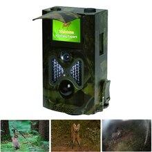 Free Shipping  Outdoor IP54 Waterproof Camera Night Vision 1080P video recorder Plant surveillance Hunter hunting trail camera