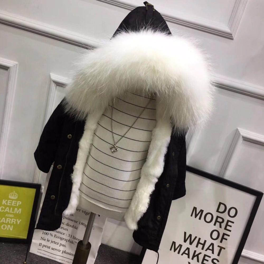 meninas de inverno casaco pele 01