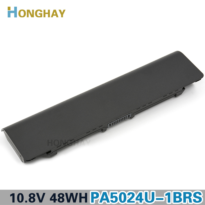 HONGHAY Original PA5024U Battery For Toshiba Satellite C800 C850 C870 L800 L830 L855 L870 PA5025U-1BRS PA5024U-1BRS PABAS260HONGHAY Original PA5024U Battery For Toshiba Satellite C800 C850 C870 L800 L830 L855 L870 PA5025U-1BRS PA5024U-1BRS PABAS260