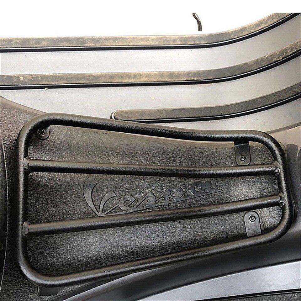 TOPSALE Supporto Staffa Portapacchi Posteriore per Accessori Moto Vespa GTS300 GTS-300 GTS 300 2017 2018 2019