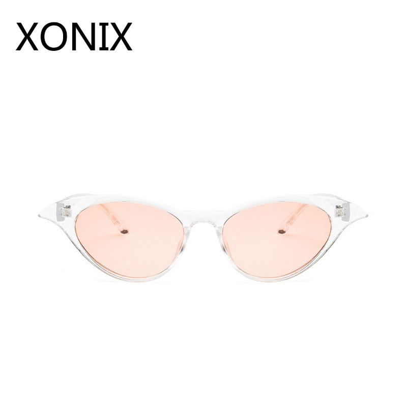 XONIX Vintage Gafas de sol Mujeres Cat Eye Luxury Brand Designer Sun - Accesorios para la ropa - foto 4