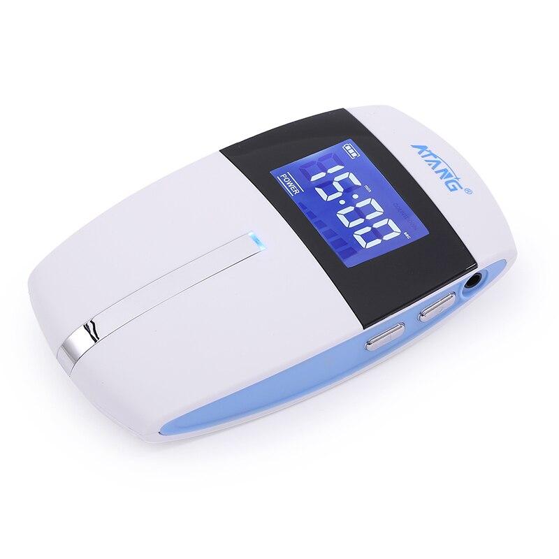 Enfermeira sono Anti Insônia Cura Acupuntura Estimulador Eletrônico CES Ansiedade Baixa Freqüência de Pulso Terapia Instrumento Terapia