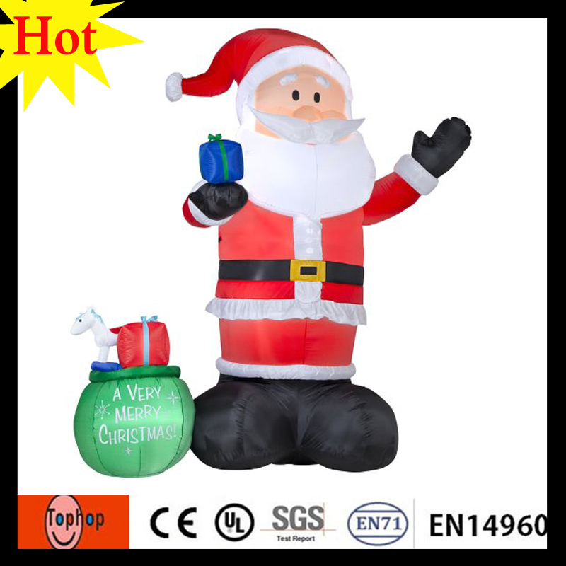 6m 20ft new years eve party supplies big lots christmas santa claus figurines decorations with chimney 420d oxford in inflatable bouncers from toys - Big Lots Christmas Eve Hours